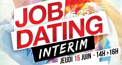 Bourgogne-Franche-Comté : JOB DATING de l'INTERIM en partenariat avec la Mission Locale d'Auxerre