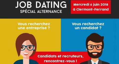 Job dating alternance lyon 2018