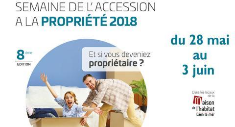 Semaine de l accession a la propriete 2018 Normandie