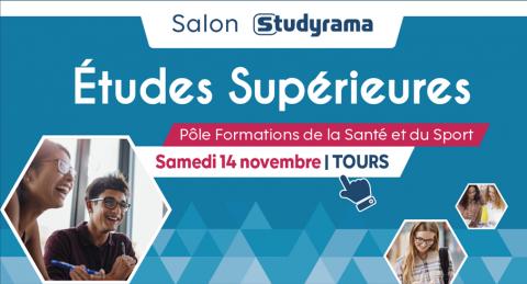 Centre-Val de Loire : Action Logement présent au salon virtuel Studyrama de Tours le 14 novembre