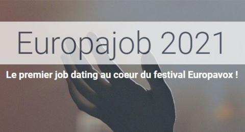 AURA : Rendez-vous au festival Europavox à Clermont-Ferrand pour un concept innovant de job dating !
