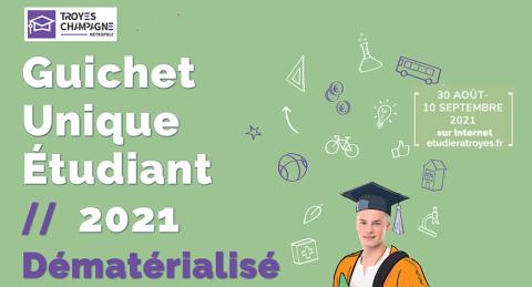 Grand Est : Action Logement présent au Guichet Unique Etudiant à Troyes vous accompagne à la rentrée
