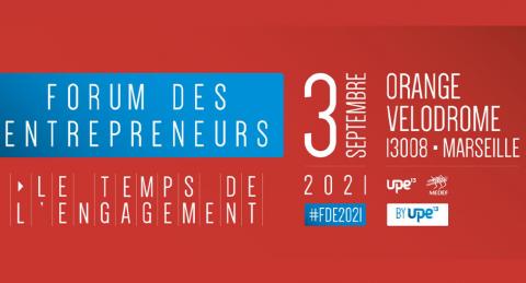 PACA : Action Logement présent au Forum des Entrepreneurs à Marseille le 3 septembre