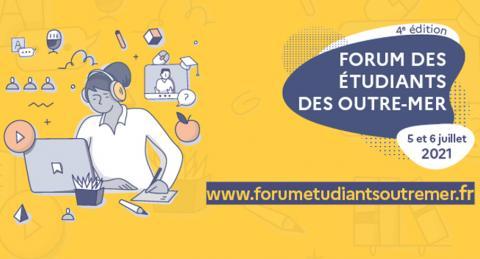 Région Outre-Mer : Action Logement présent au Forum des Etudiants des Outre-Mer, les 5 et 6 juillet