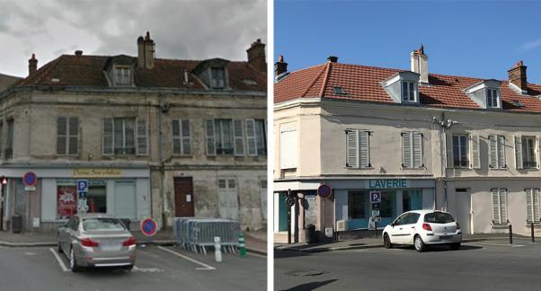 Hériter de biens dégradés : l'opportunité de réhabiliter grâce à ACV - façade