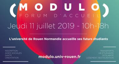 Salon Modulo Rouen le 11 juillet 2019