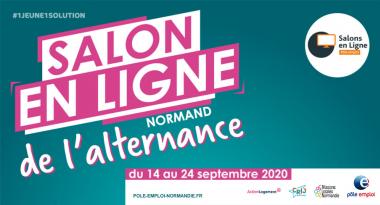 Normandie : Action Logement participe au Salon en ligne Normand de l'alternance