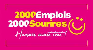 Centre-Val de Loire : Action Logement présent au salon « 2000 emplois, 2000 sourires » le 23/09.
